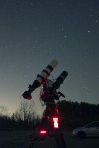 Telescope at Fingal